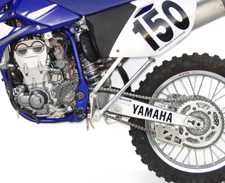 Yamaha Wrf Kickstand