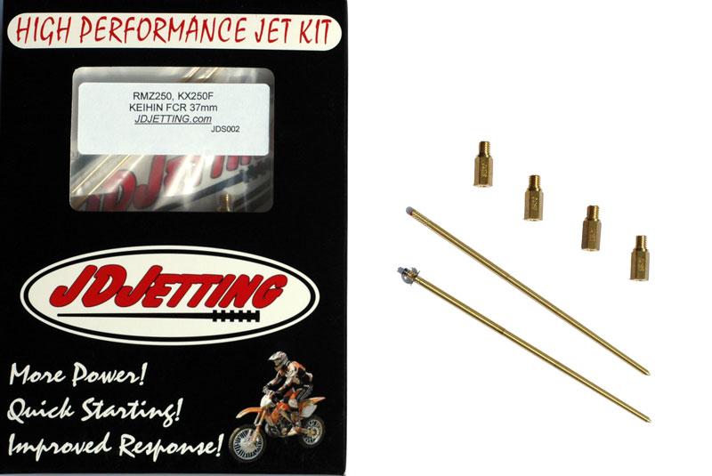 JD Jetting Kit DRZ400 (Mikuni) 00-05